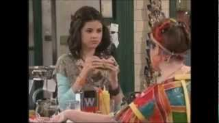 Alex Russo (Selena Gomez) Funny Moments - Wizards of Waverly Place