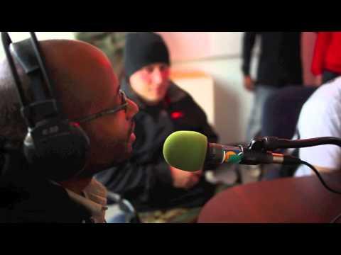 Good Samaritans en entrevue avec Webster à CKRL 89,1 FM Québec L.Land Radio (18 Mai 2014)
