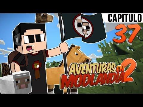 Minecraft: Aventuras en Modlandia 2 Ep. 37