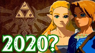 Breath of the Wild Sequel in 2020?
