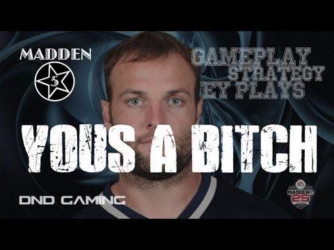 MADDEN 25 ONLINE RANKED GAME PLAY - WES WELKER IS A BITCH