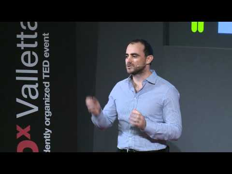 TEDxValletta - Stephen Chetcuti Bonavita - Double You