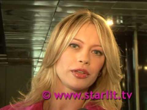 Intervista Anna Falchi: una focosa donna del Nord by www.starlit.tv