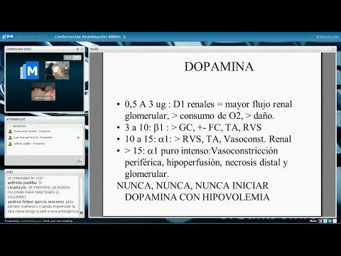 Líquidos, electrolitos y medicamentos en reanimación cardiopulmonar R.C.P.