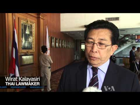 Thai Same-sex Marriage Bill Not Without Controversy video