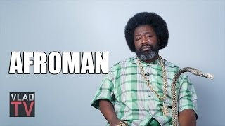 Afroman on Slapping Female Fan on Stage, Going to Jail, Anger Management