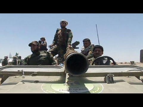 Schiitische Milizen im Irak: US-Soldaten keine Hilfe beim Kampf um Anbar