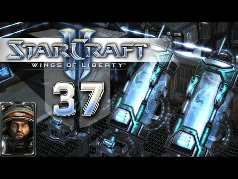 Starcraft 2: Wings of Liberty #037 - Geheime Mission? Gerne! - Let's Play [Kampagne]