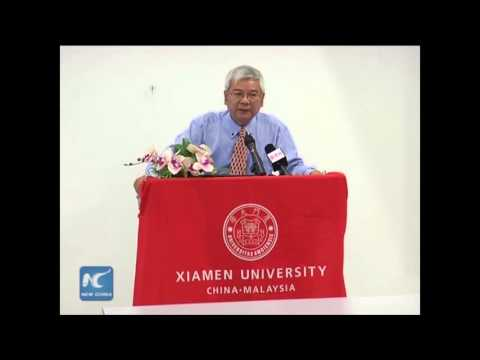 Xiamen University Malaysia launches student recruitment