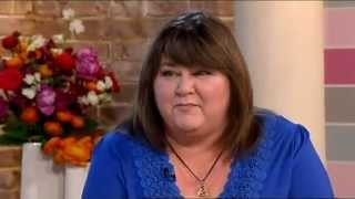 Cheryl Fergison (Eastenders) interview about her exit - This Morning 14th March 2012