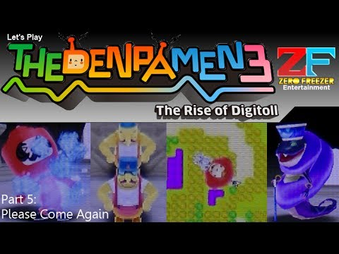 The Denpa Men 3 (3DS) Part 5: Please Come Again [HD]