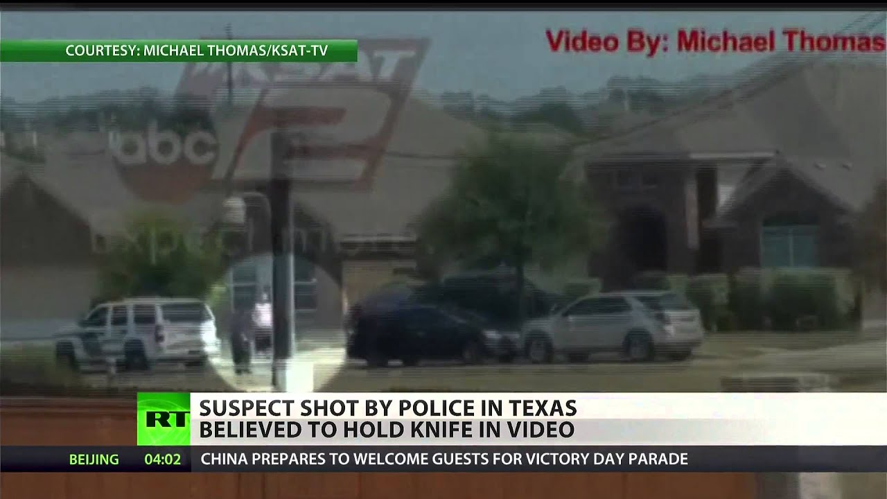 New video sheds light on deadly Texas shooting