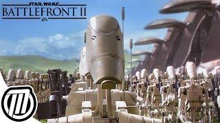 Star Wars Battlefront 2: Battle of Naboo | CLONE WARS MULTIPLAYER GAMEPLAY [2K]