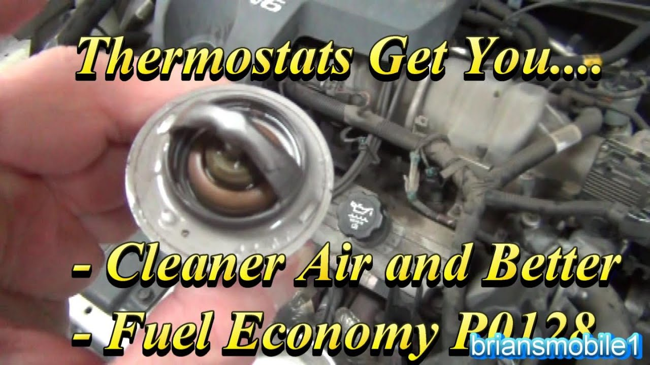 p whats  thermostat     making  car fail emissions youtube