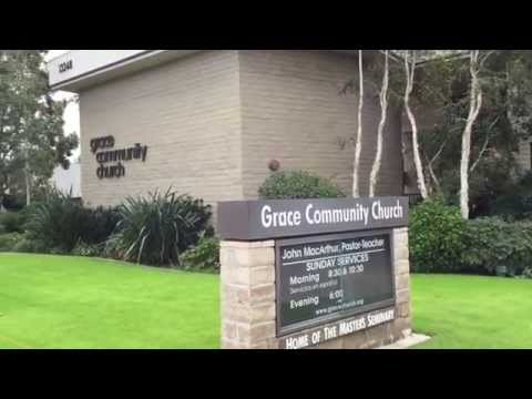 SO4J-TV's MINI-TOUR OF GRACE COMMUNITY CHURCH, CA 3-1-2015