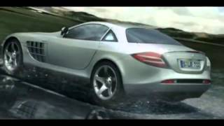 Mercedes-McLaren SLR - The Silver Arrow of the 21st Century (Promo)