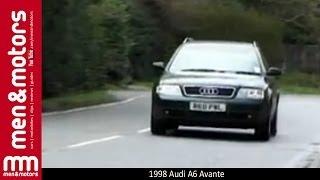 1998 Audi A6 Avant Review