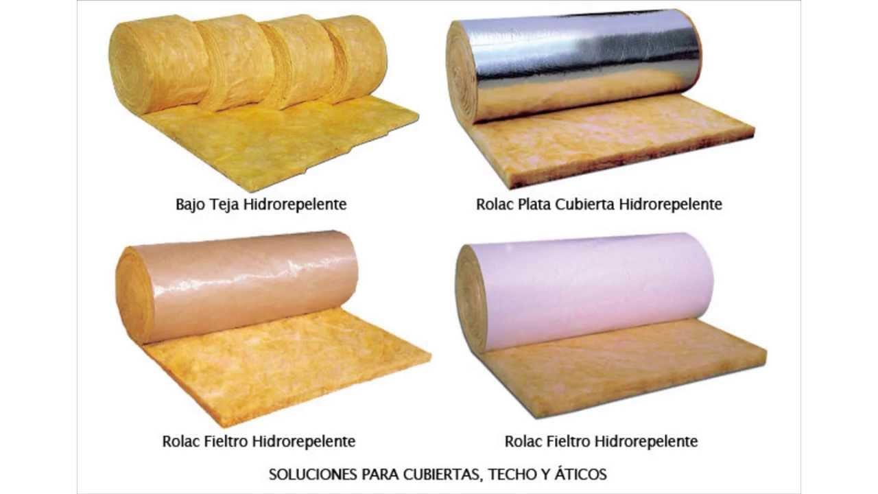 lana vidrio: