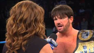 Does AJ Styles Take the New Contract Dixie Carter Offers Him? - Oct. 24, 2013