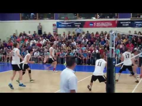 2013 NCAA Men's Volleyball National Championship Highlights