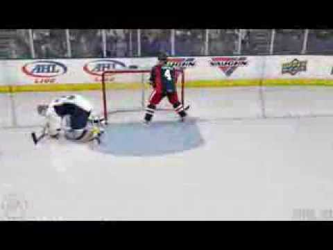 [NHL 10] Godfrey Penalty Shot
