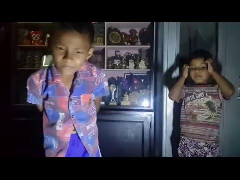 Nepali Song, Surke thaili. child dance.