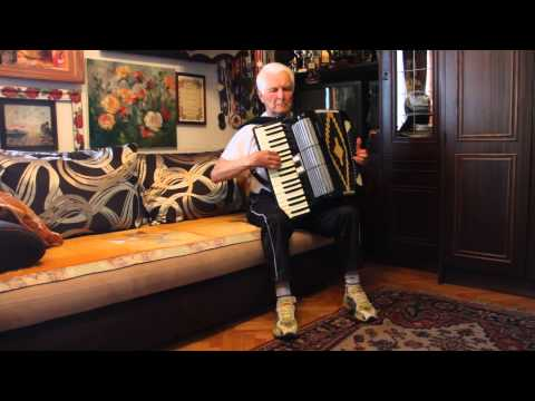 Jan Bułczyński Gra Zapomniane Melodie Na Akordeonie [zestaw #18]