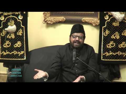 Maulana Abid Bilgrami 15 Safar 1437:2015 Majlis