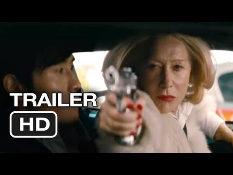 Red 2 Official Trailer #2 (2013) - Bruce Willis, Helen Mirren Movie HD