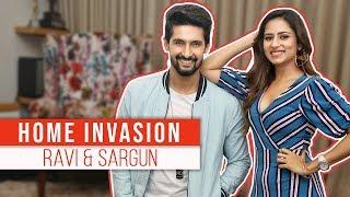 Ravi Dubey \u0026 Sargun Mehta's Home Invasion | S2 Episode 1 | MissMalini