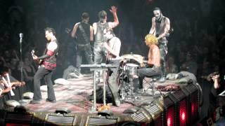 Rammstein, Video 2, Glendale, AZ, 18May2012, Jobing.com Arena.