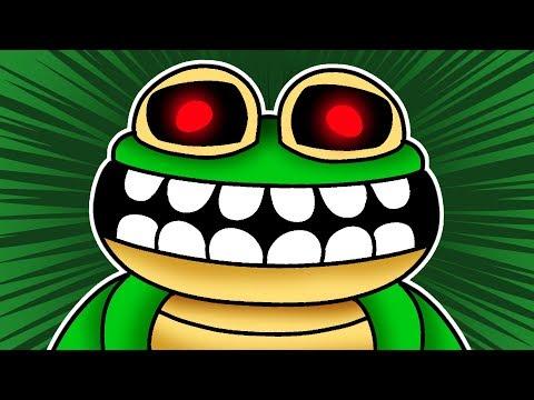 Minecraft Fnaf 6: Happy Frogs Hidden Secret (Minecraft Roleplay)