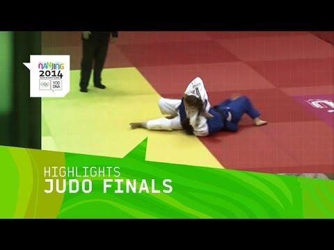media women judo flipping men