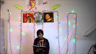 Megh balika - Recited by Sayantani Das