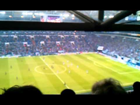 Schalke vs. Hoffenheim Tor zum 3:0