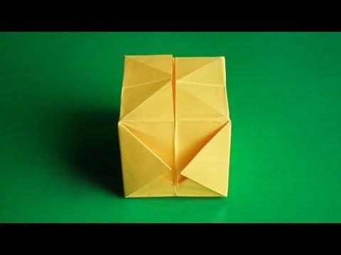 Сделай сам оригами ютуб