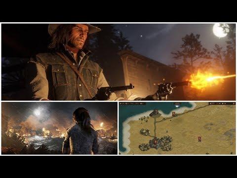 Red Dead Redemption 2 может выйти на ПК в следующем году | Игровые новости