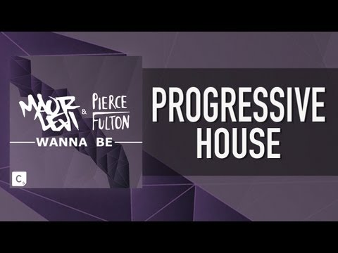 Maor Levi & Pierce Fulton - Wanna Be (Original Mix)