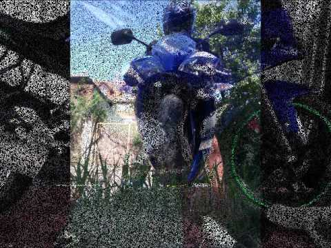 Yamaha YZF R125 monster tuning video 1