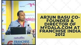 Arjun Basu Co-Founder   Director of