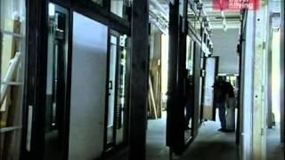 Суррей, Дом с открытой планировкой в стиле модернизм