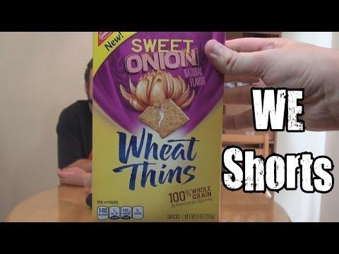 WE Shorts - Wheat Thins Sweet Onion