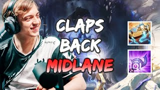 G2 CAPS | CLAPS IS BACK IN THE MID LANE!!!