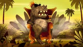 """""""Tyrannosaurus Rex,"""" Dinosaurs Songs about the T-Rex by StoryBots"""