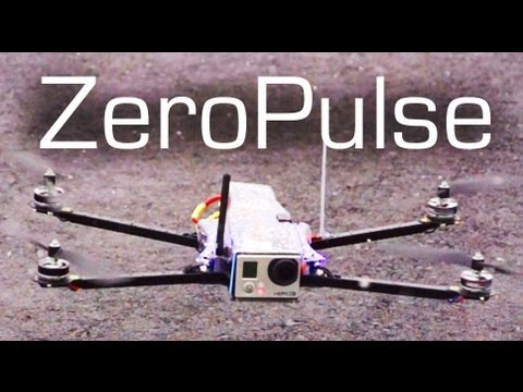 ZeroPulse FPV Quadcopter Review - RCTESTFLIGHT