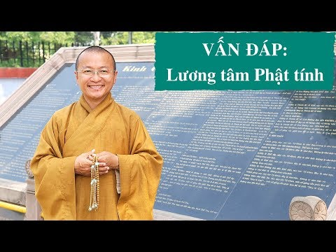 Vấn đáp: Lương tâm Phật tính