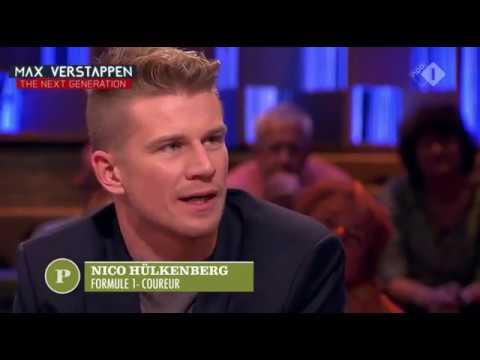 Wat zegt Nico Hulkenberg over Max Verstappen