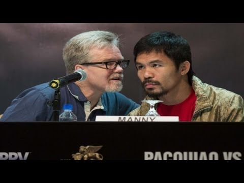 Manny Pacquiao stops chasing Mayweather, leaves weight division | LGv2