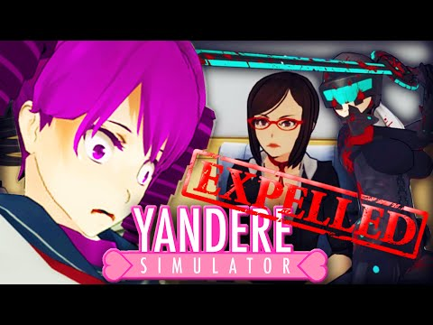 YANDERE RIVAL EXPELLED! CAN WE WIN NOW?! - Yandere Simulator Update (EXPELLING YOUR RIVALS Gameplay)