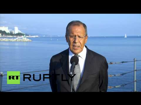 Russia: Lavrov confirms humanitarian aid convoy to be sent to Ukraine